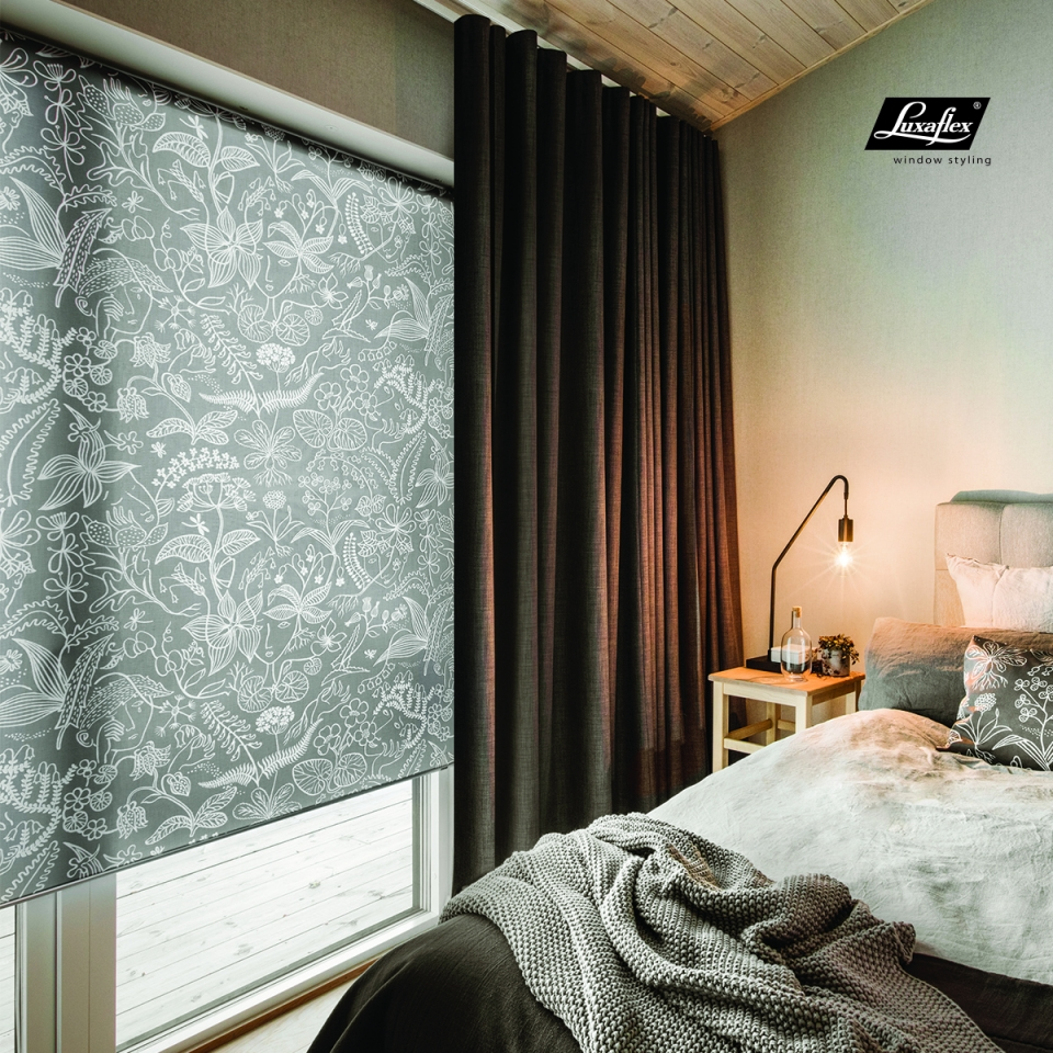 Luxaflex Design Collection GRAZIA GRANDE